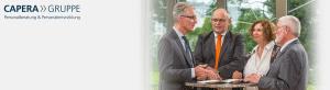 Andreas Claussen erklärt Kollegen Karriereberatung und Outplacement