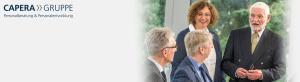 Harald von Daak im Gespräch mit Partnern